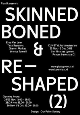 Skinned Boned and Re-shaped 2